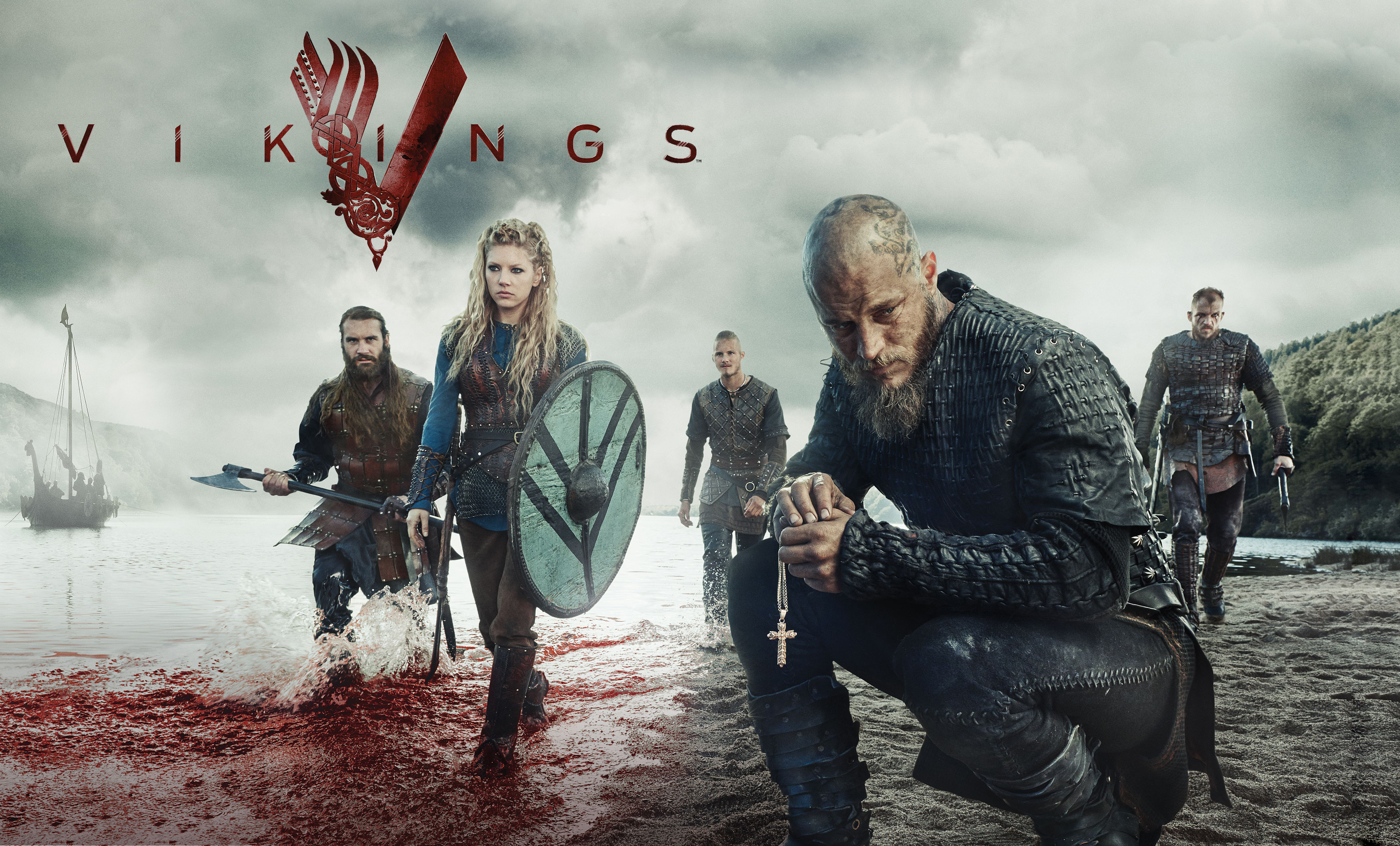 Сериал Викинги (фото 1)