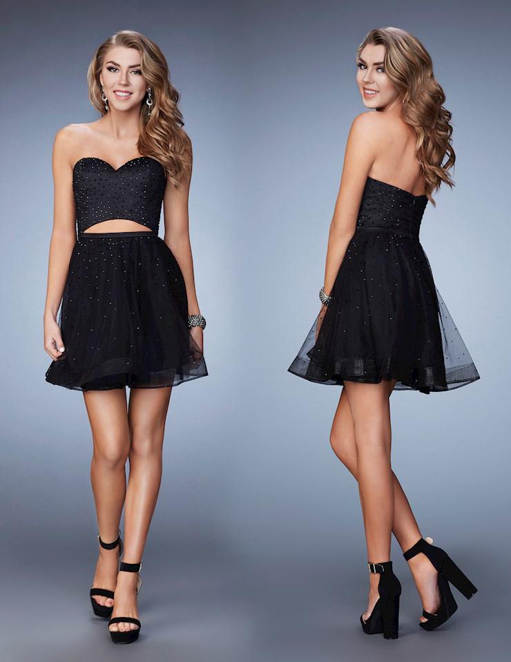 короткие вечерние платья черного цвета фото 4