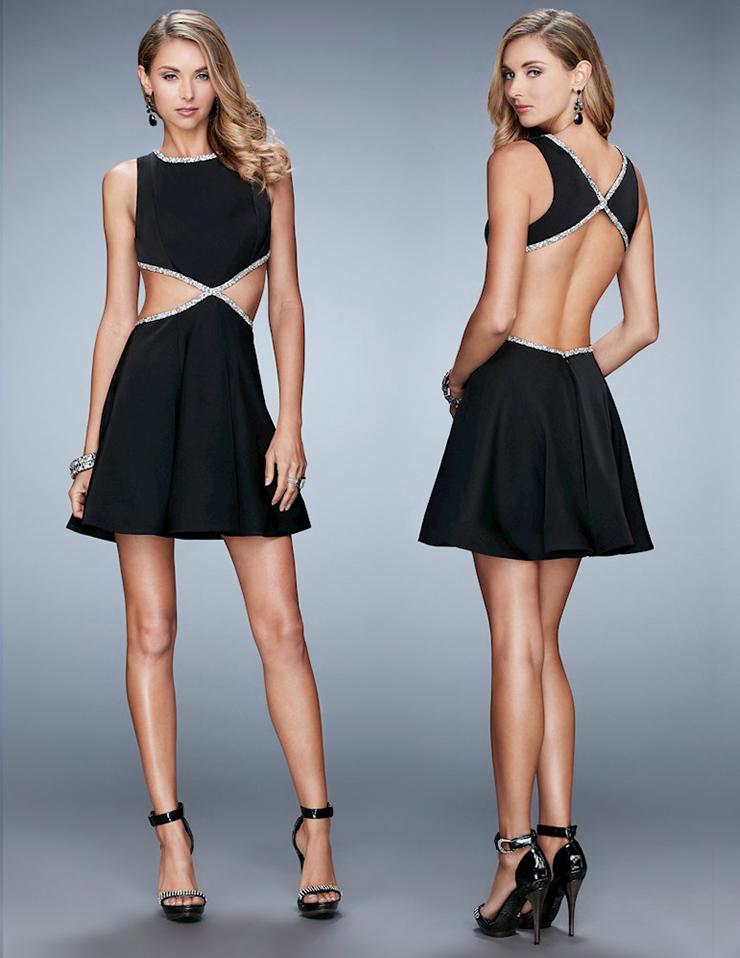 короткие вечерние платья черного цвета фото 2
