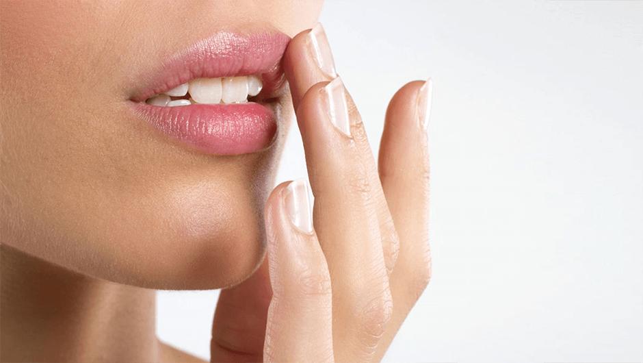 губы уход