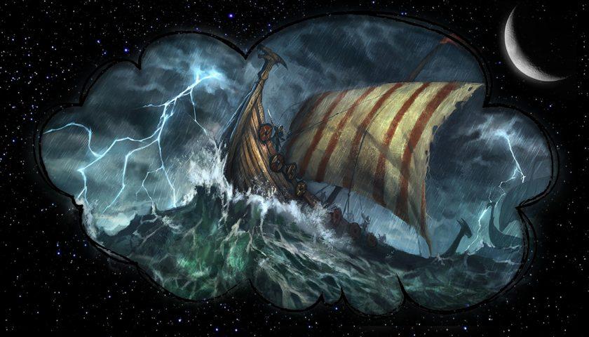 Сонник шторм