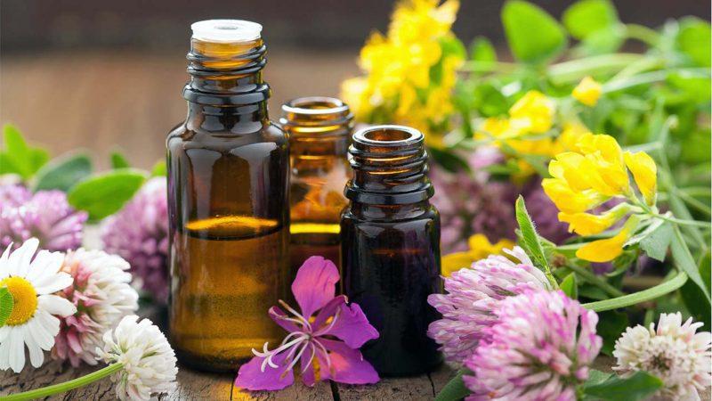 Эффективные эфирные масла при псориазе