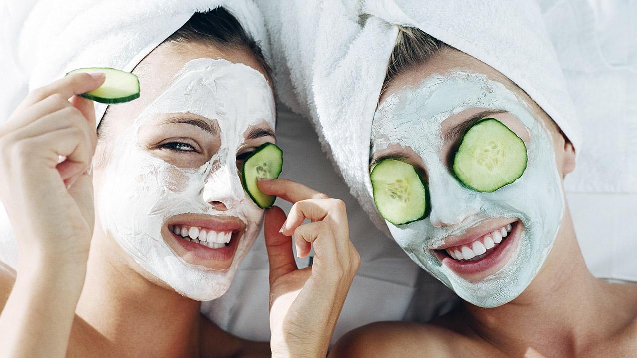 4 натуральные маски для идеальной кожи лица