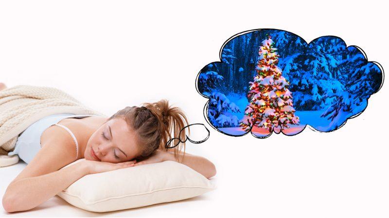 К чему снится новогодняя елка?