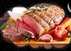Сонник: Мясо. К чему снится есть мясо?