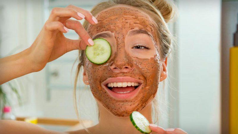 Быстрые маски для лица в домашних условиях
