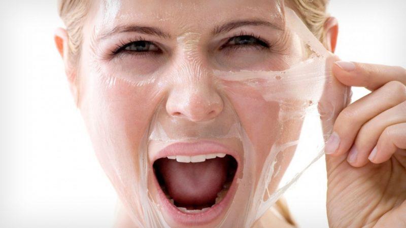 Маска для лица с желатином: домашний рецепт