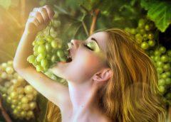 ампелотерапия, или проще говоря лечение виноградом