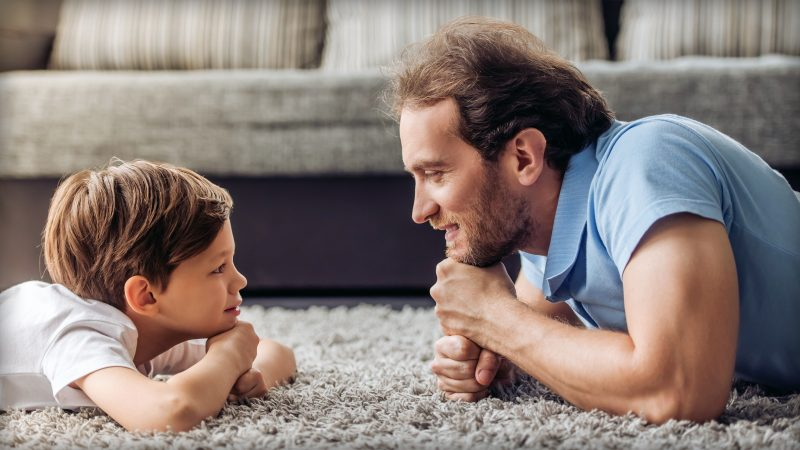 Особенности поведения ребенка